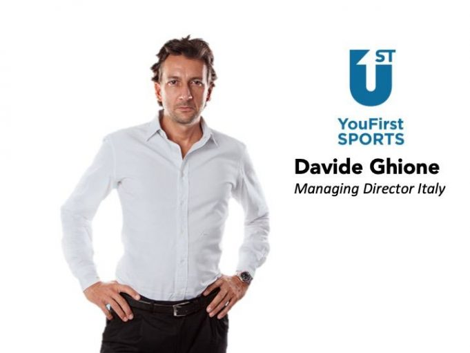 Davide Ghione, Marketing Italy Managing Director di YouFirst Sports