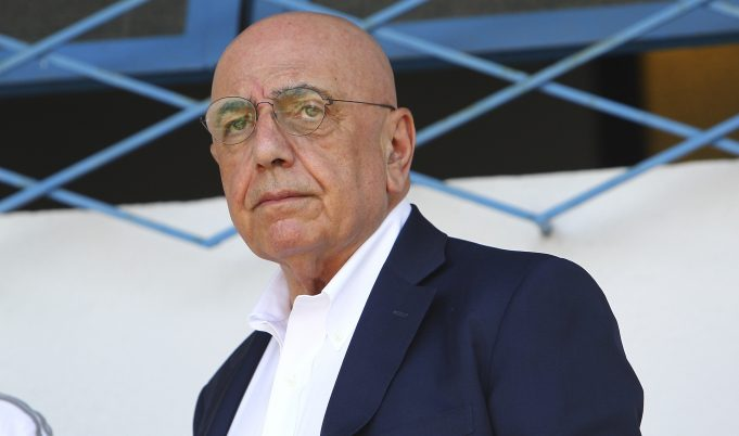 Galliani Milan Elliott