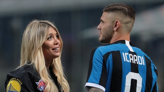 Wanda Nara e Mauro Icardi (Photo by Emilio Andreoli/Getty Images)