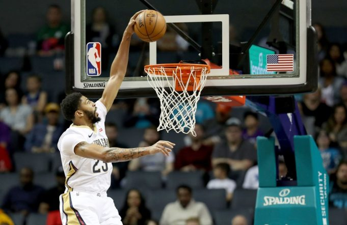 Anthony Davis (Photo by Streeter Lecka/Getty Images)