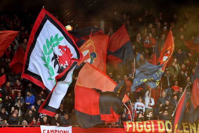 dove vedere Lione-Genoa Tv streaming