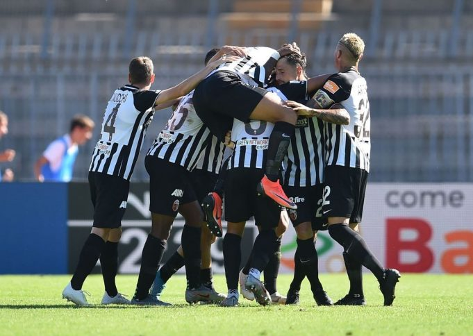 dove vedere Ascoli-Virtus Entella Tv streaming