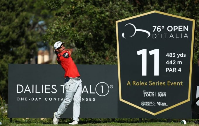 dove vedere Open Italia golf Tv streaming