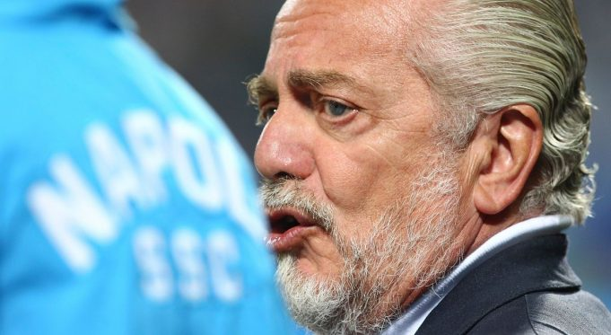 Bilancio Napoli 2019 - Aurelio De Laurentiis (Photo by Marco Luzzani/Getty Images)