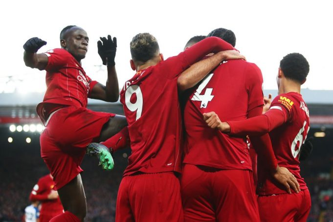 Liverpool Bournemouth in streaming