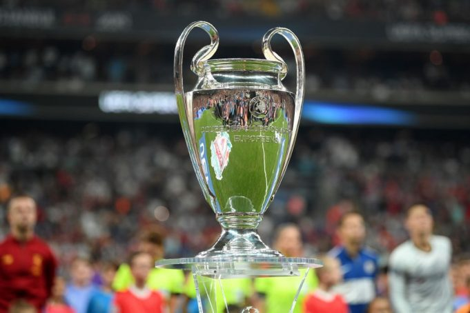 Ricavi Champions League 2018 2019