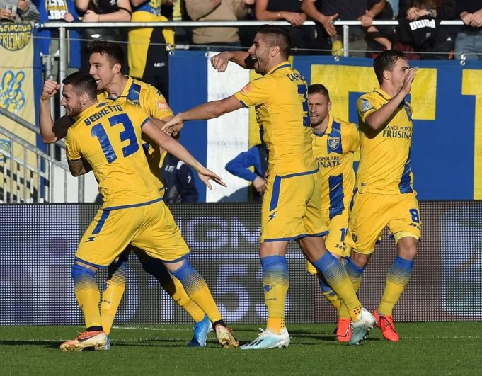 dove vedere Juve Stabia-Frosinone Tv streaming