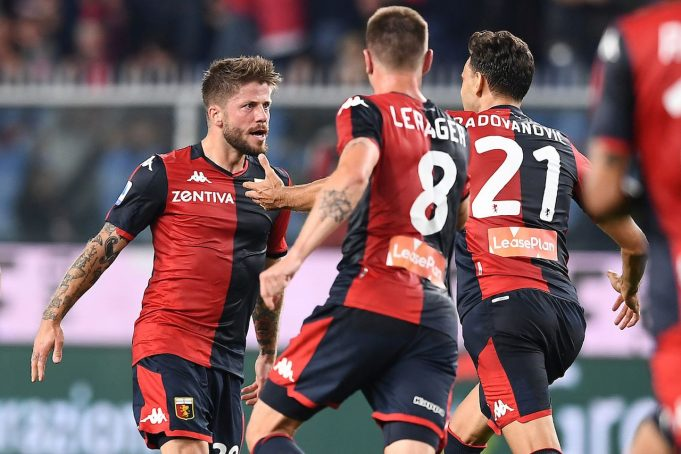 Genoa Spal streaming: