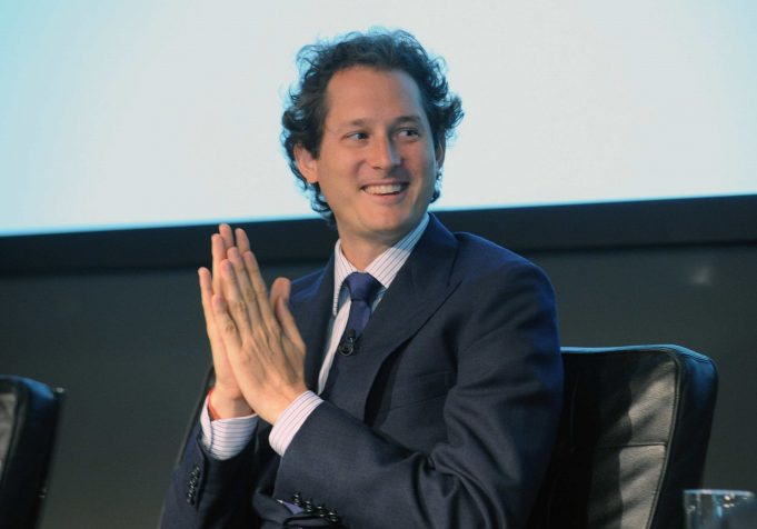 John Elkann (Photo by Pier Marco Tacca/Getty Images