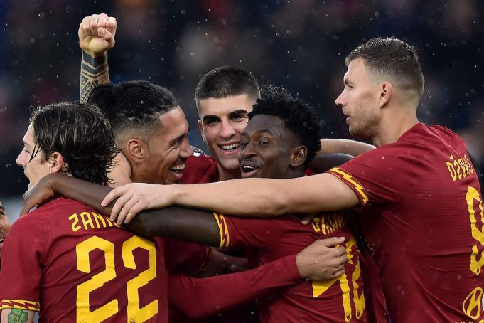 dove vedere Roma-Wolfsberg Tv streaming