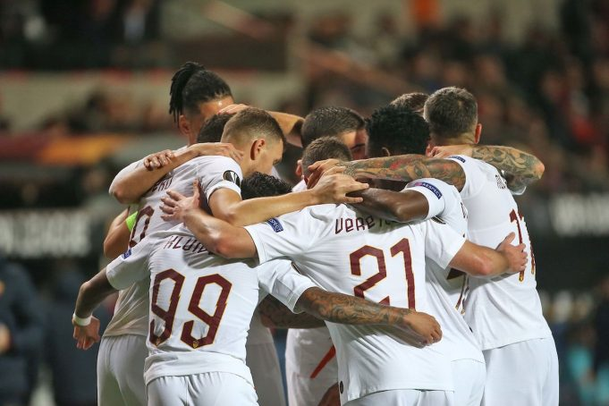 Roma account Twitter giapponese