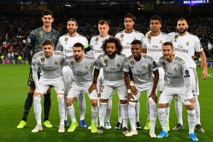 Stipendi Real Madrid 2019-2020 (Photo by GABRIEL BOUYS/AFP via Getty Images)