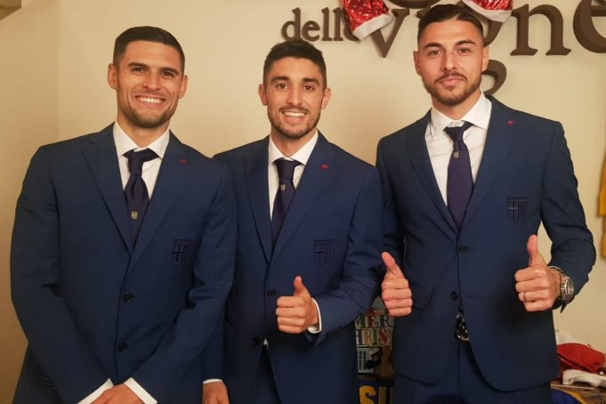 Ulturale diventa fashion partner del Parma Calcio.