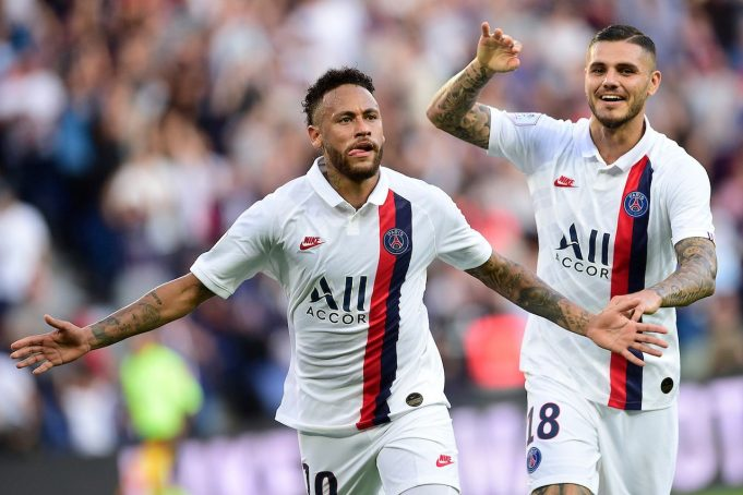dove vedere Monaco-PSG Tv streaming