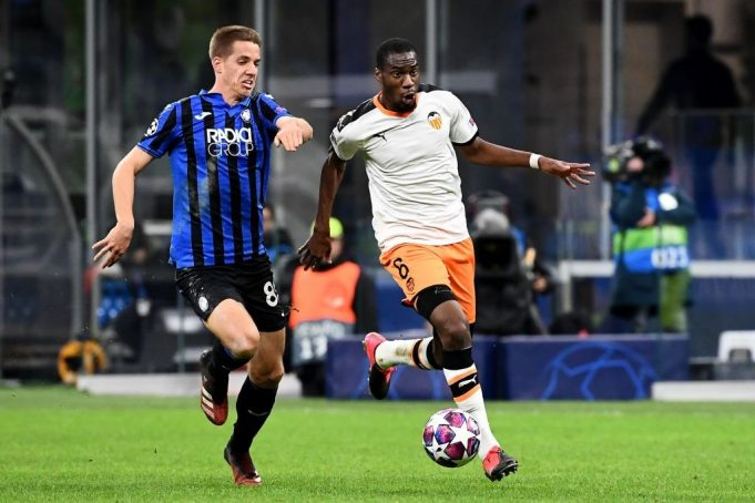 Dove vedere Valencia Atalanta in Tv e streaming