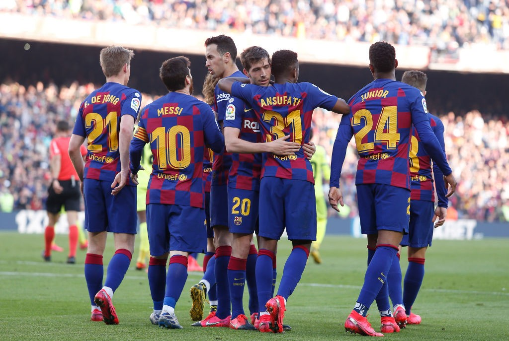 Liga, Barcellona-Osasuna: dove vedere la gara in Tv e streaming ...