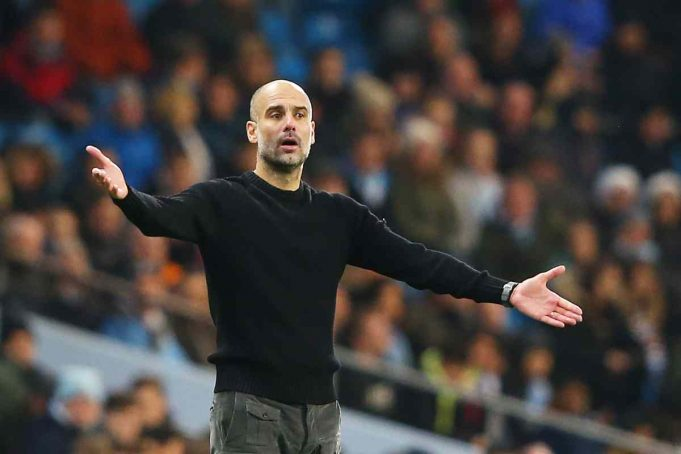 Pep Guardiola (Photo by Alex Livesey/Getty Images)