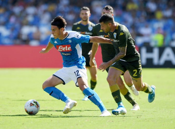 Brescia Napoli in streaming