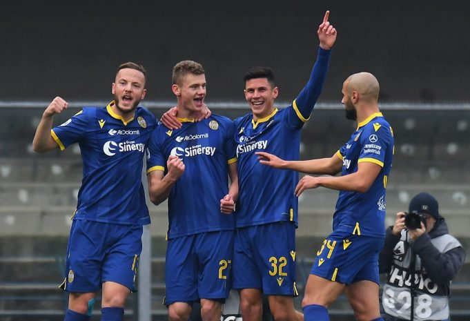 Brescia Verona streaming