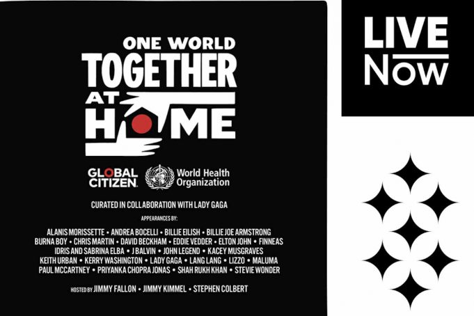 One World: Together At Home in streaming su LIVE NOW