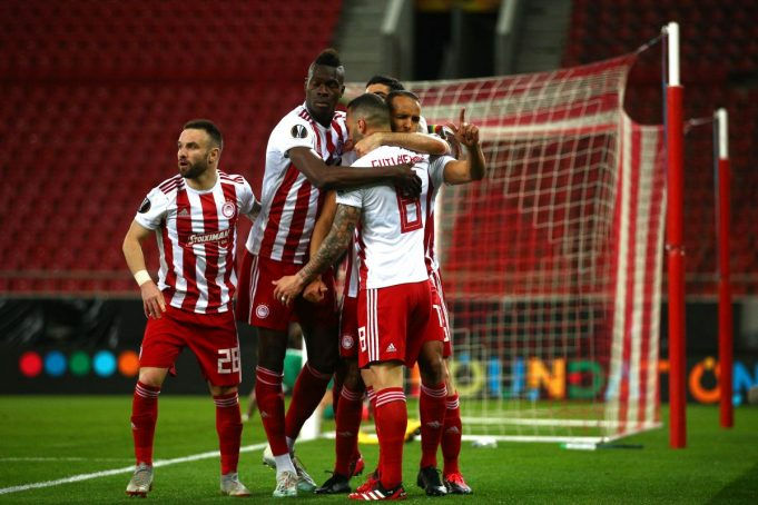 Olympiacos partite truccate