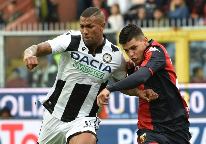 Udinese Genoa streaming