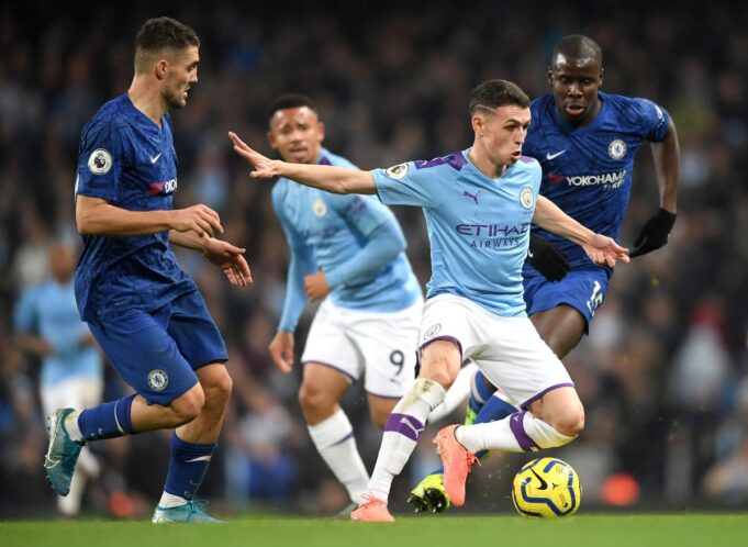 Dove vedere Chelsea Manchester City tv streaming