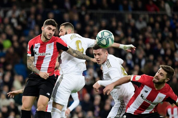 Dove vedere Athletic Bilbao Real Madrid in streaming