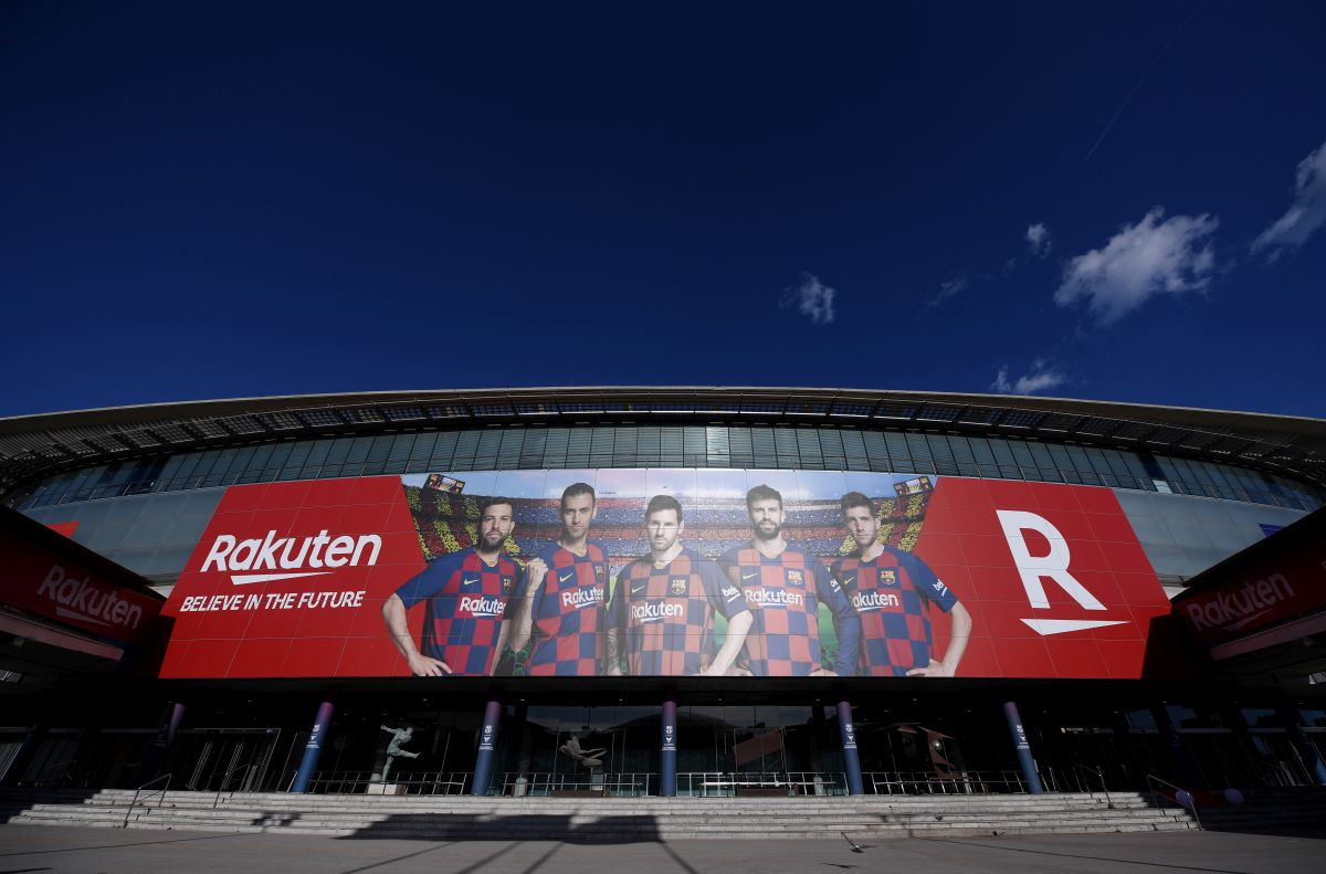 Barcellona foto Camp Nou