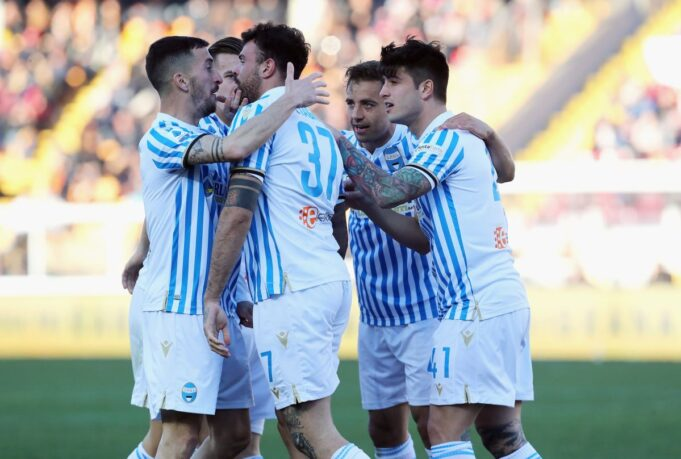 Monza Spal streaming