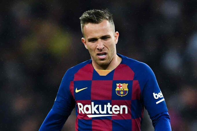 Arthur Melo (Photo by David Ramos/Getty Images)