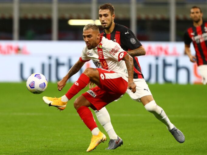 Monza Vicenza streaming