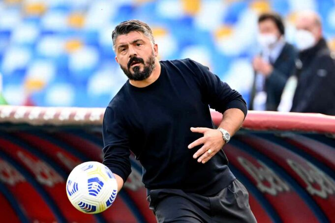 Gennaro Gattuso (Photo by ALBERTO PIZZOLI/AFP via Getty Images)
