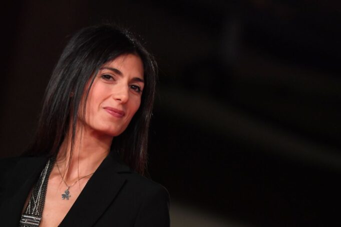 Virginia Raggi stadio Roma