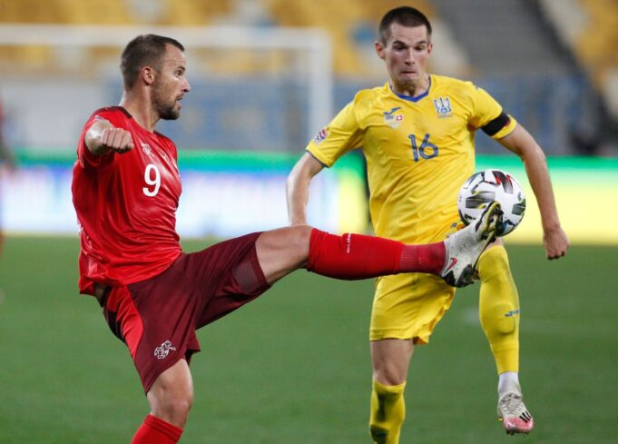 Svizzera Ucraina Nations League