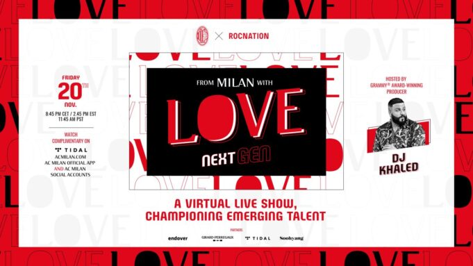 From Milan with love protagonisti evento