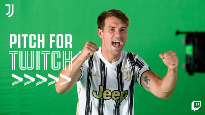 Juventus canale Twitch