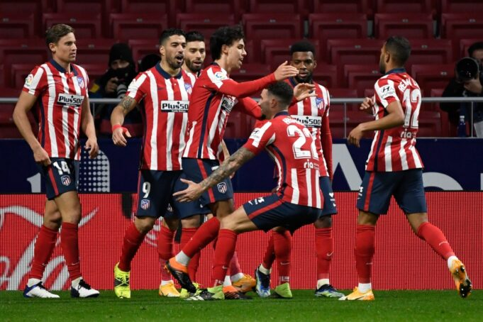 Atletico Madrid Levante streaming