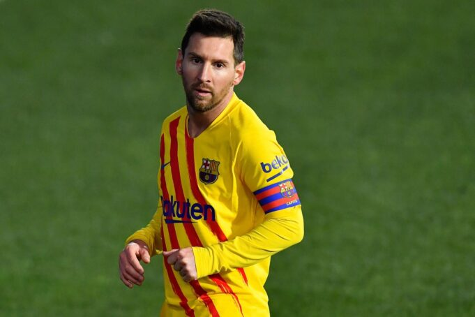 Barcellona Messi MLS