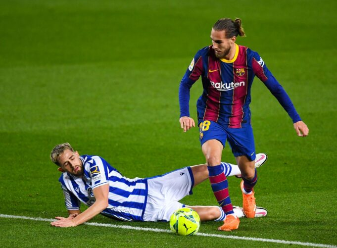 Dove vedere Real Sociedad Barcellona Tv streaming
