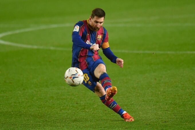 Conferenza Messi in streaming