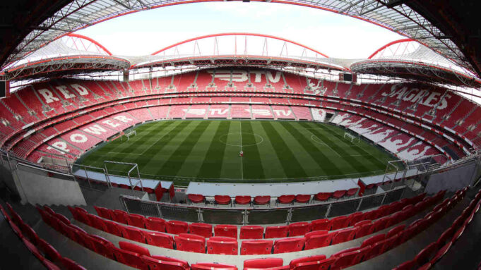 Benfica naming rights stadio
