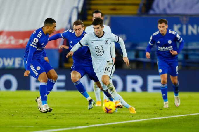 Chelsea Leicester streaming