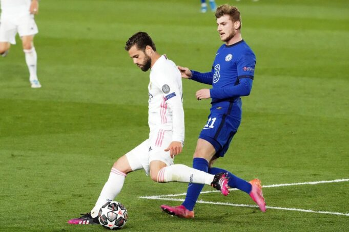 Chelsea Real Madrid streaming