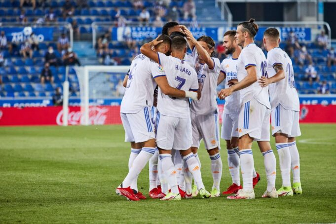 Real Madrid canale streaming