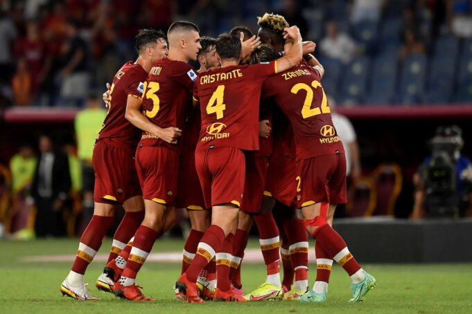 Roma Trabzonspor in streaming
