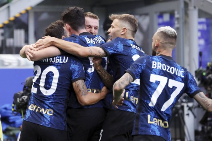 Inter Real Madrid in streaming